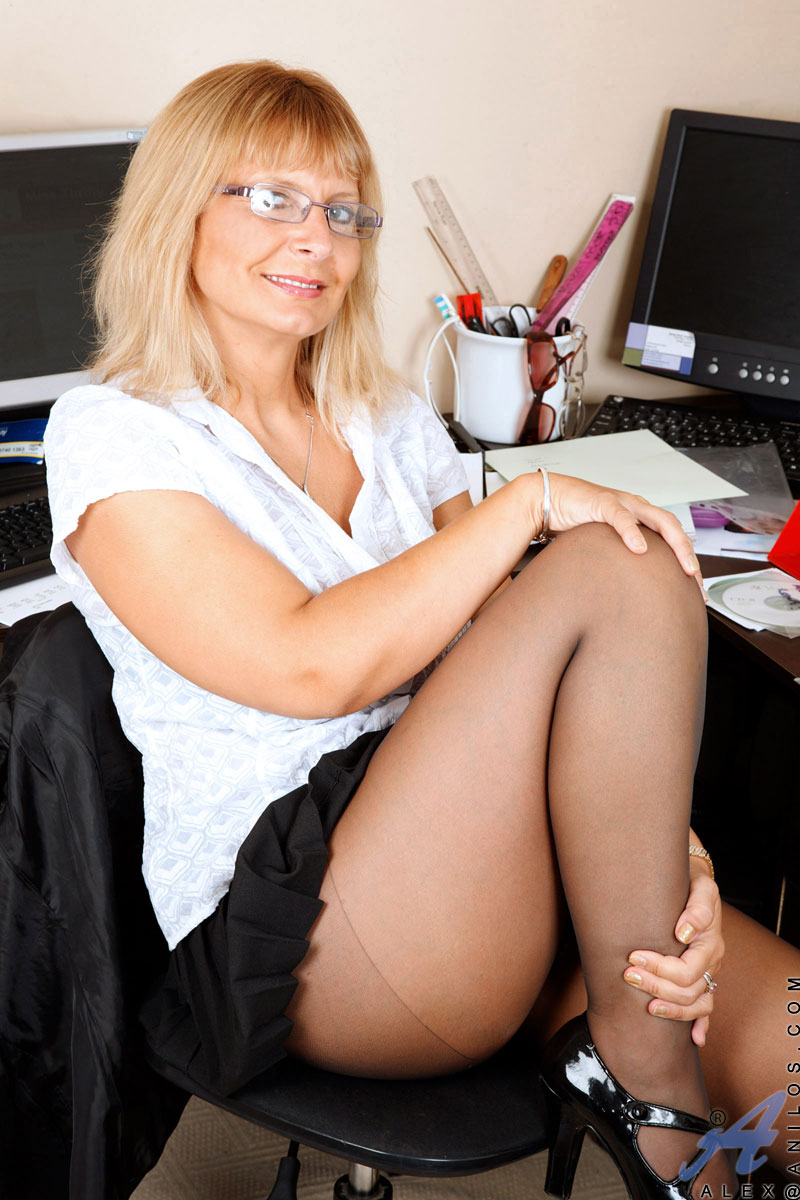 Office cougar pics