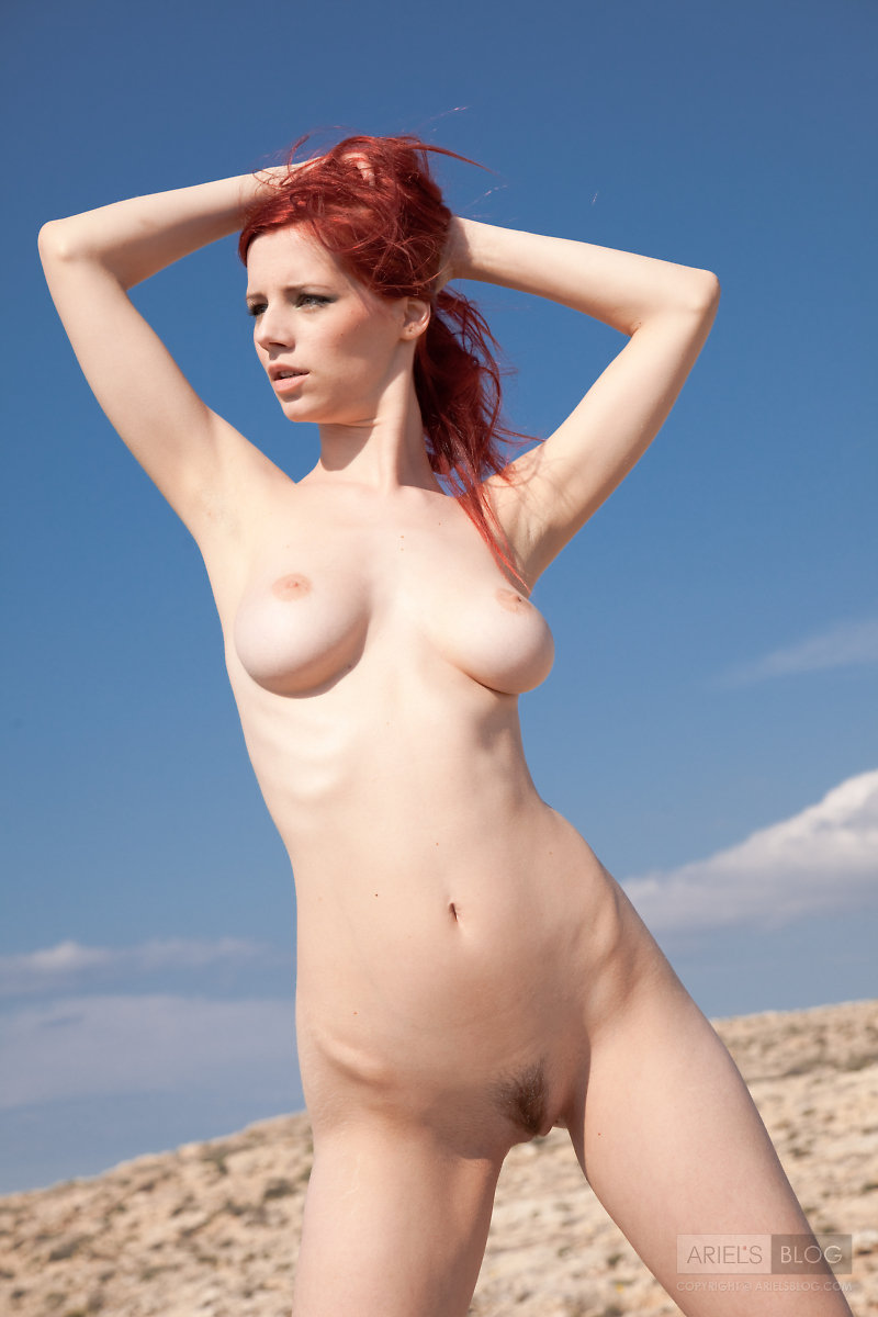Partially nude red heads phrase simply