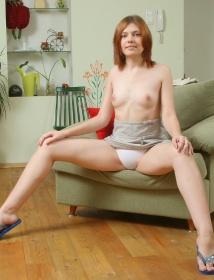 Nadya - Young Hairy Pussy Gallery - HQseek