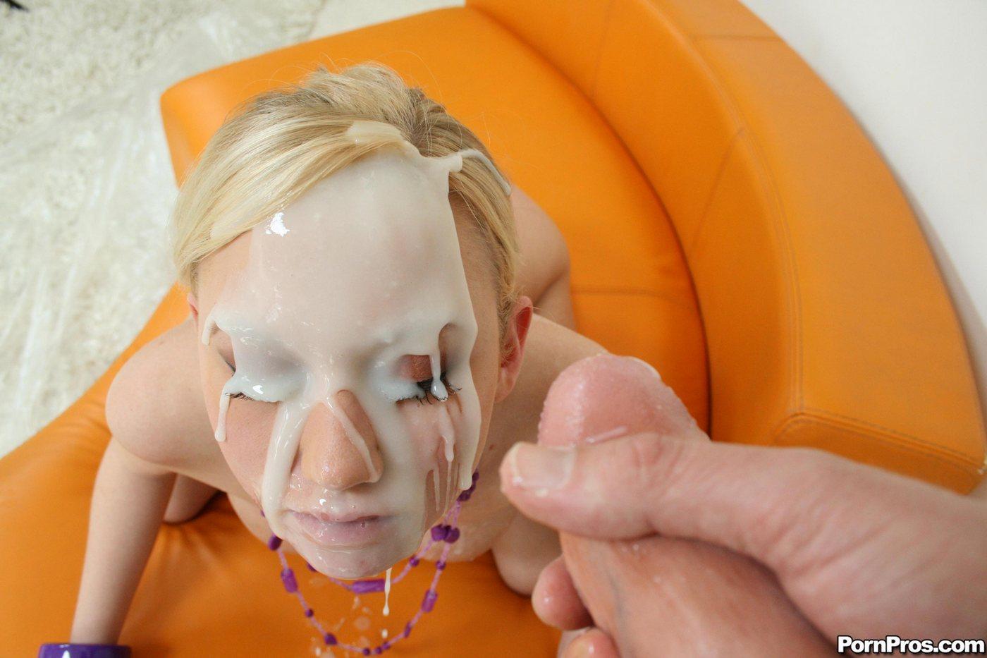 blond teen hard sucking porn