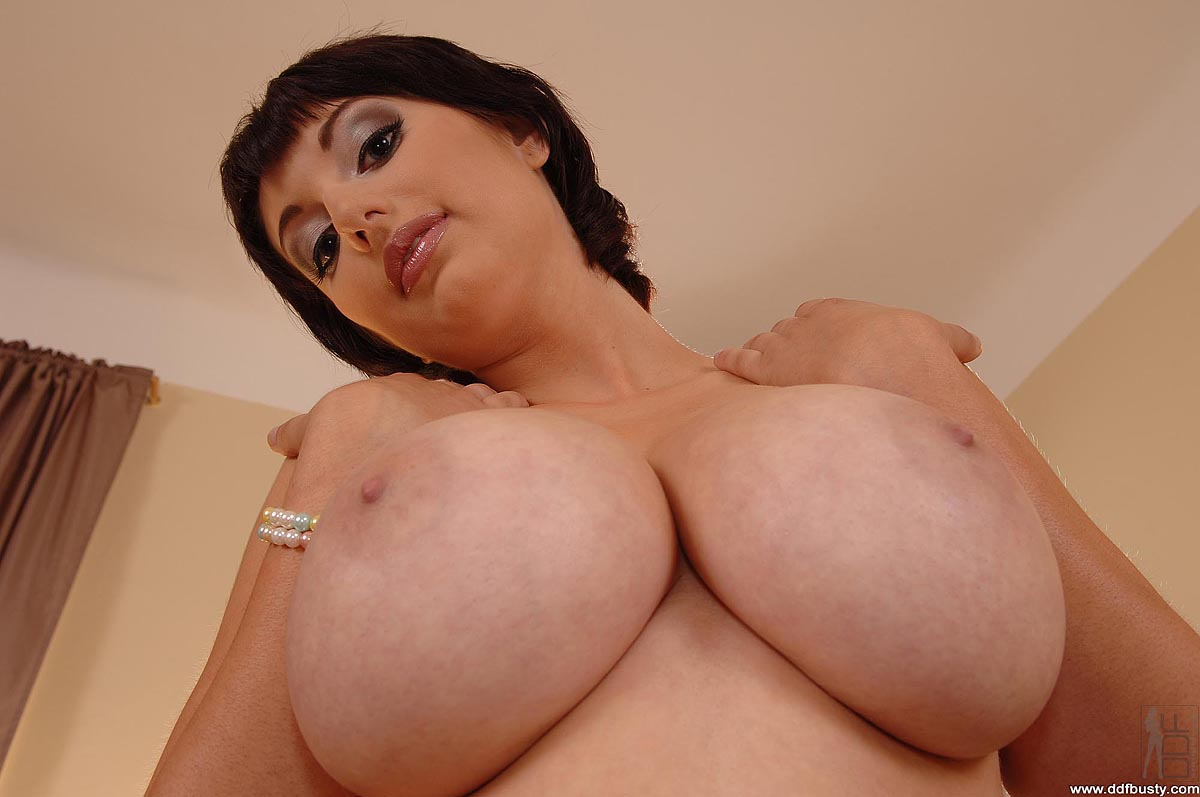 Pic of biggets tits in world fucked clip