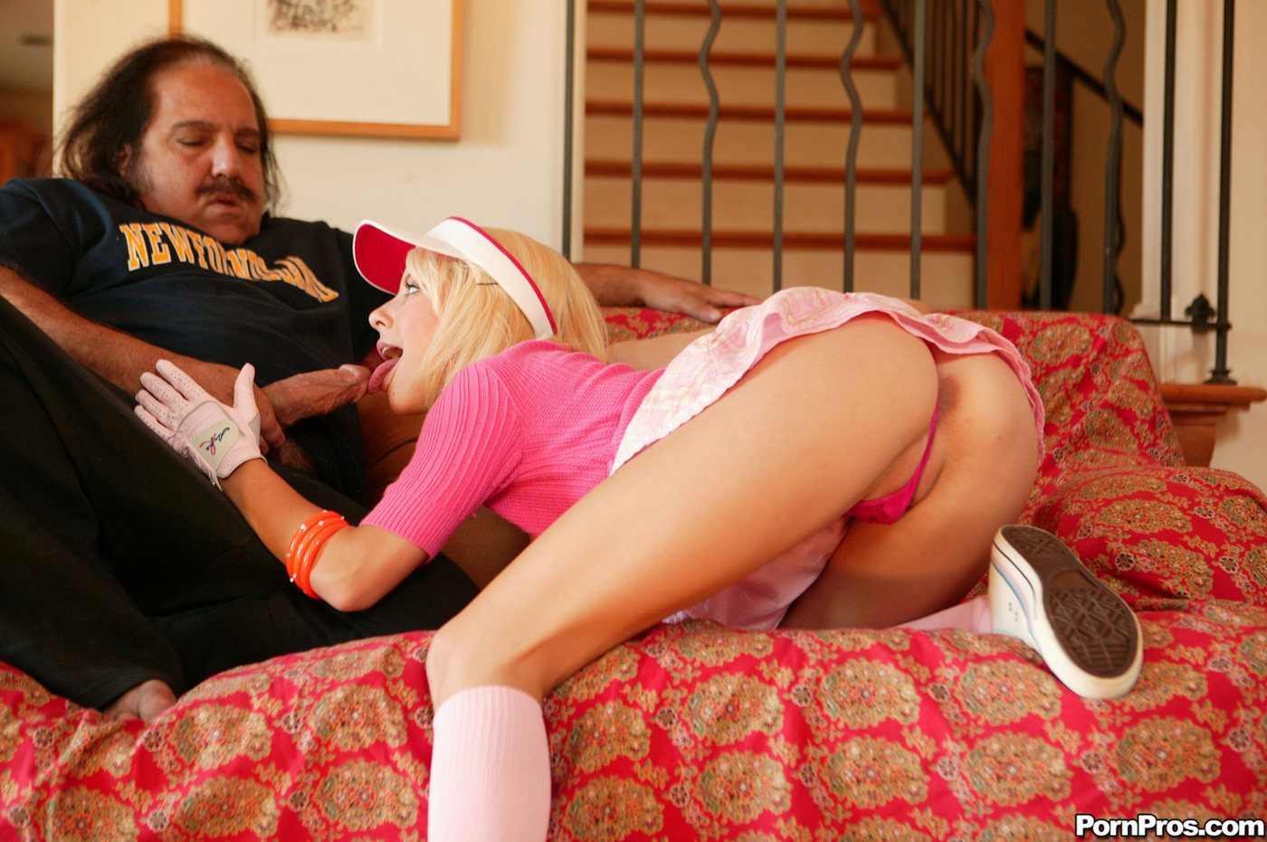 Something is. ron jeremy and tessa taylor