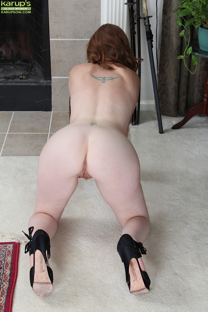 from Reagan nude much older women