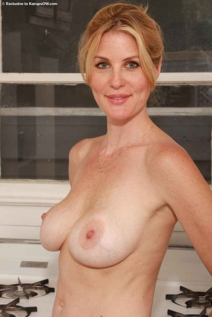 mature milf with young