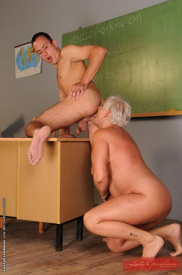 фото трах с пожилой училкой