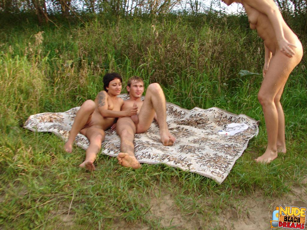 ful family orgy nudist