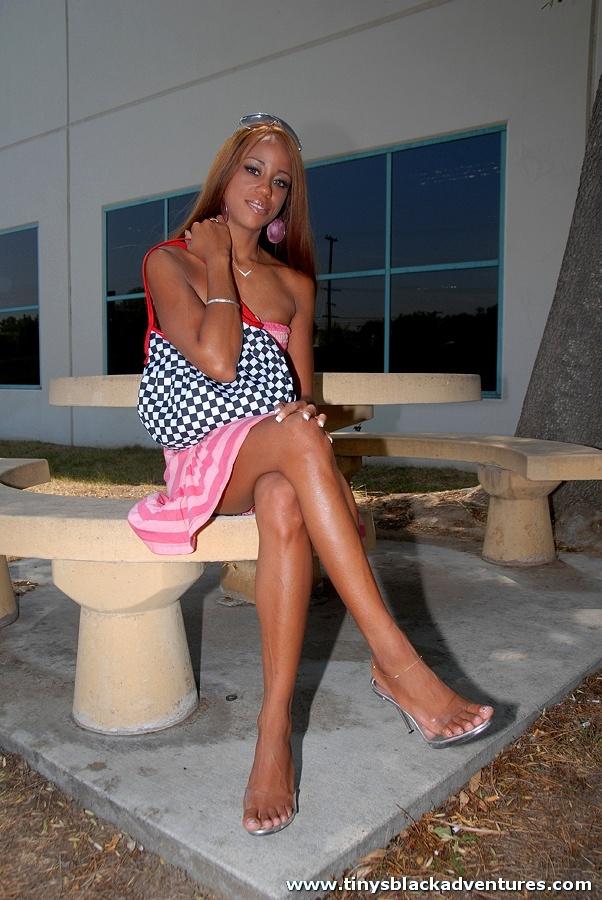 Tiffany brookes in pantyhose leg tease