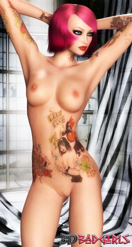 Bad girls pink porn, cherry poppin porn gallery
