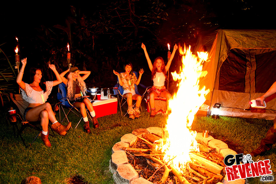 Apologise, Girl nude at campfire serious?