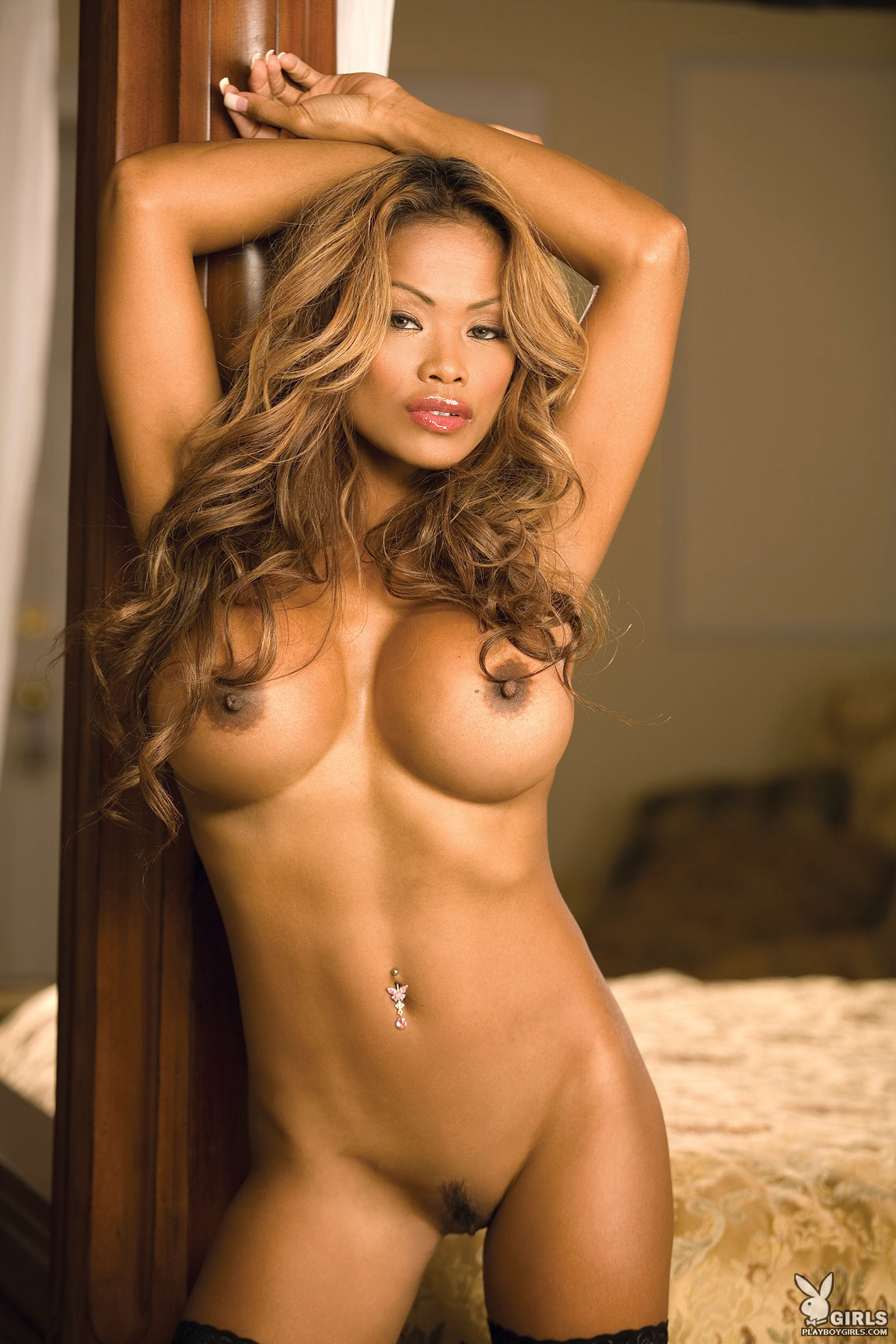 Mary Alejo - Amazing Black Girl-4655