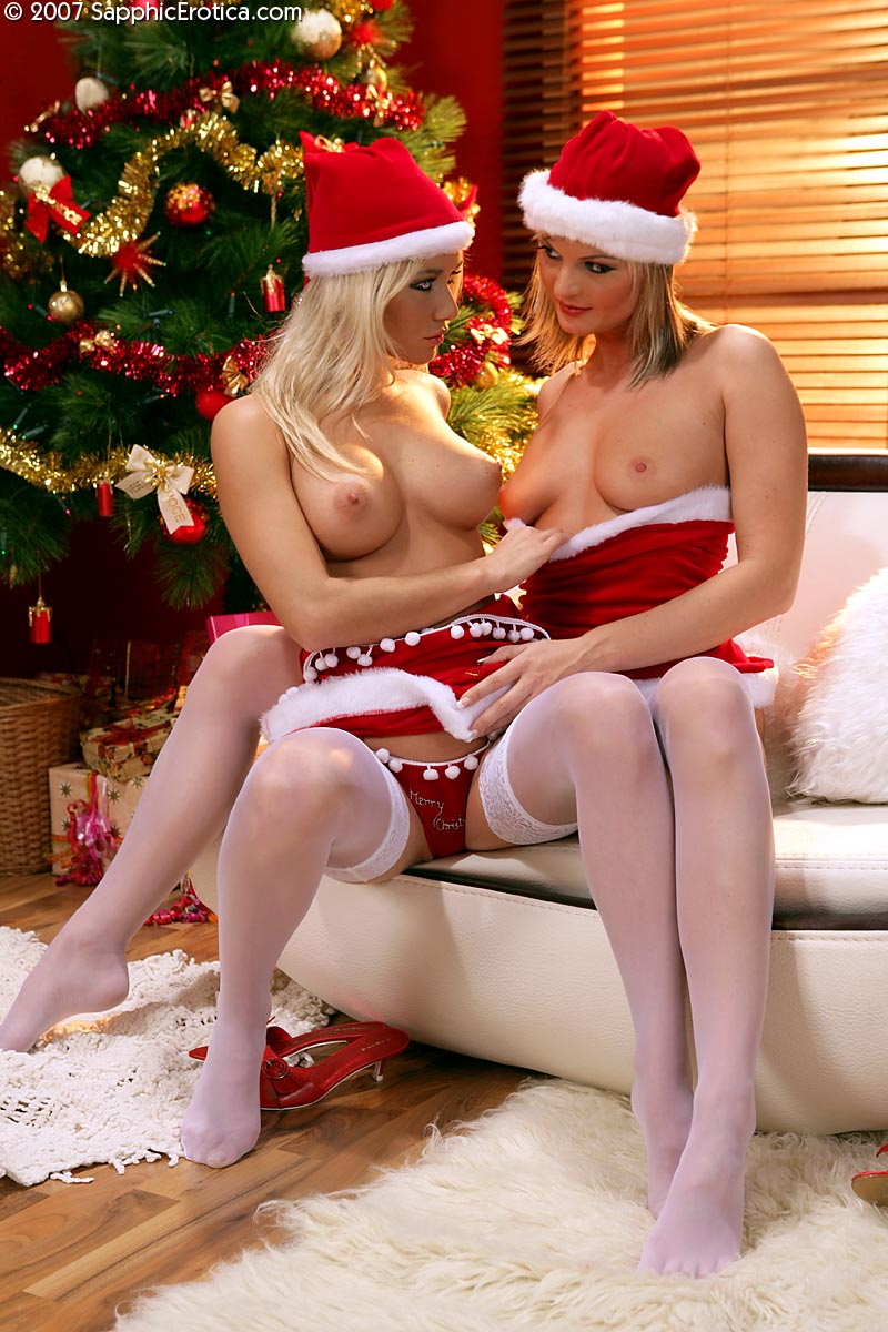 christmas lesbians