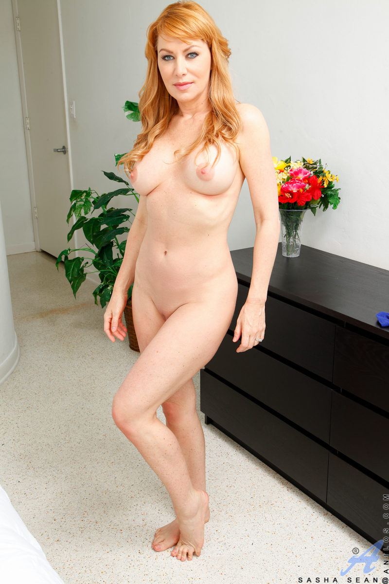 Redhead sasha nude