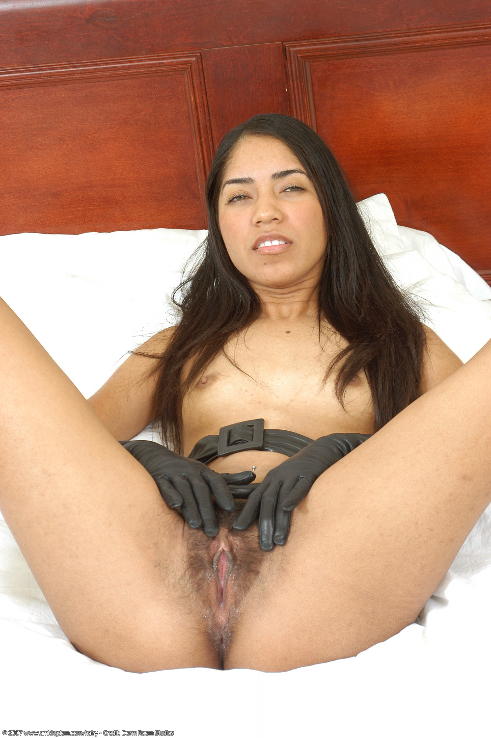 Billie - Hairy Asian-1155