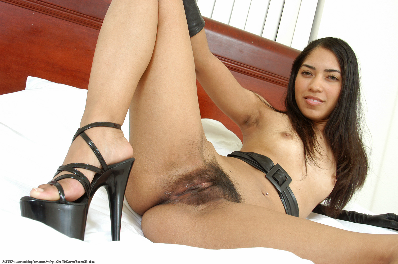 All natural latina babe solo 6