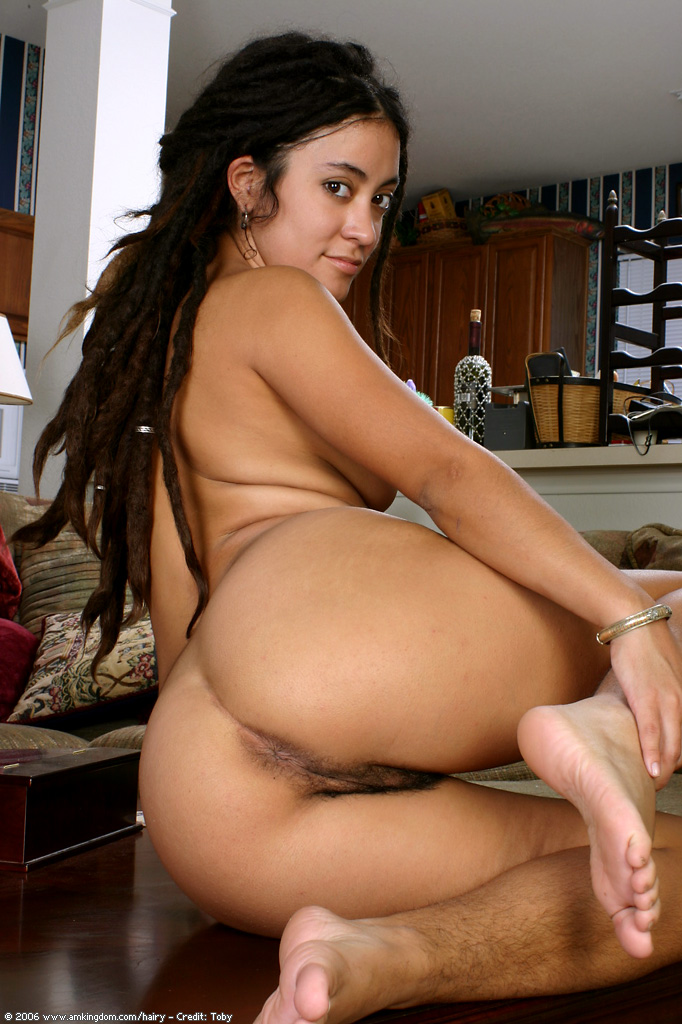 And atk hairy latina natural