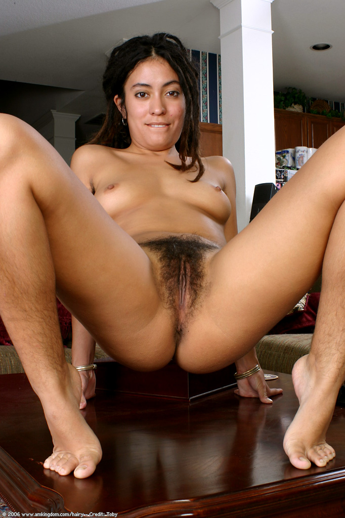 Redtube hairy latina cunt video — pic 12
