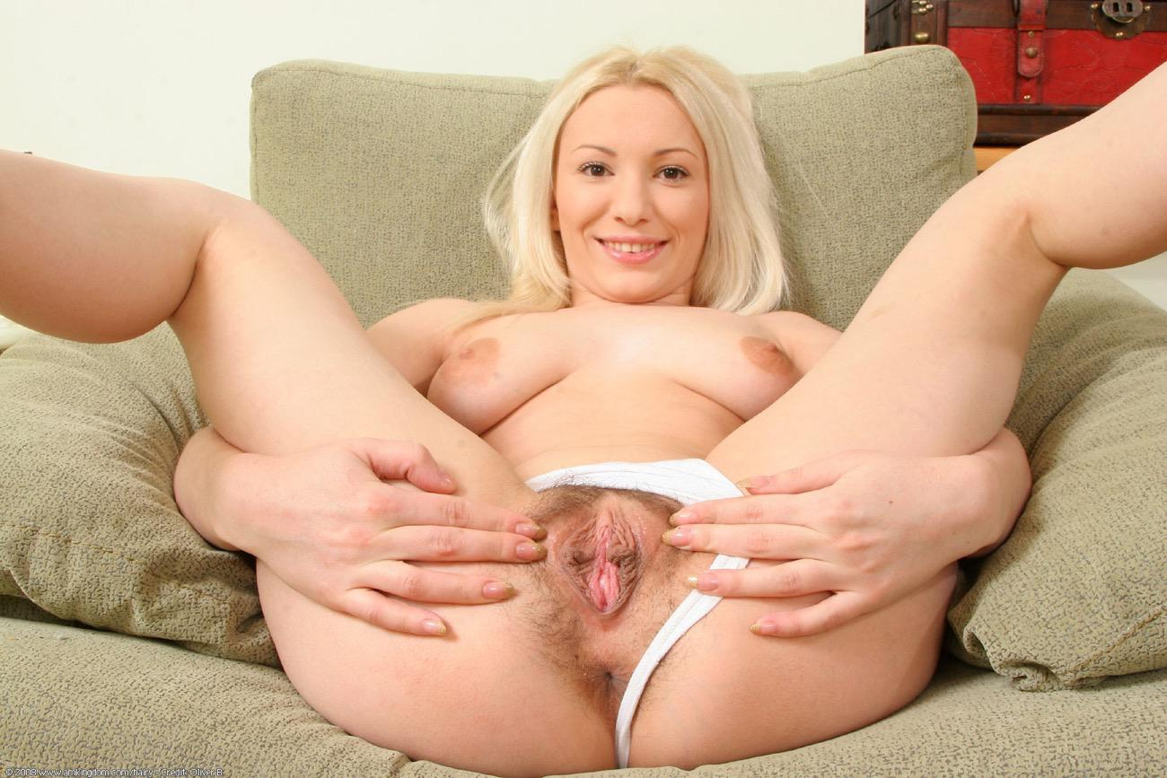 Big blonde pusy fitness moms older