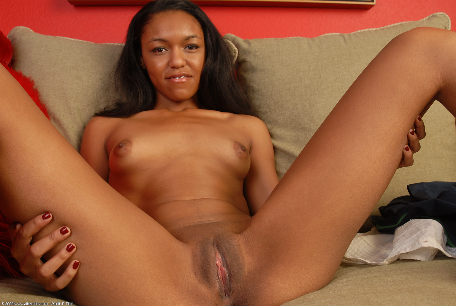 Black girls with cameltoe nude #3