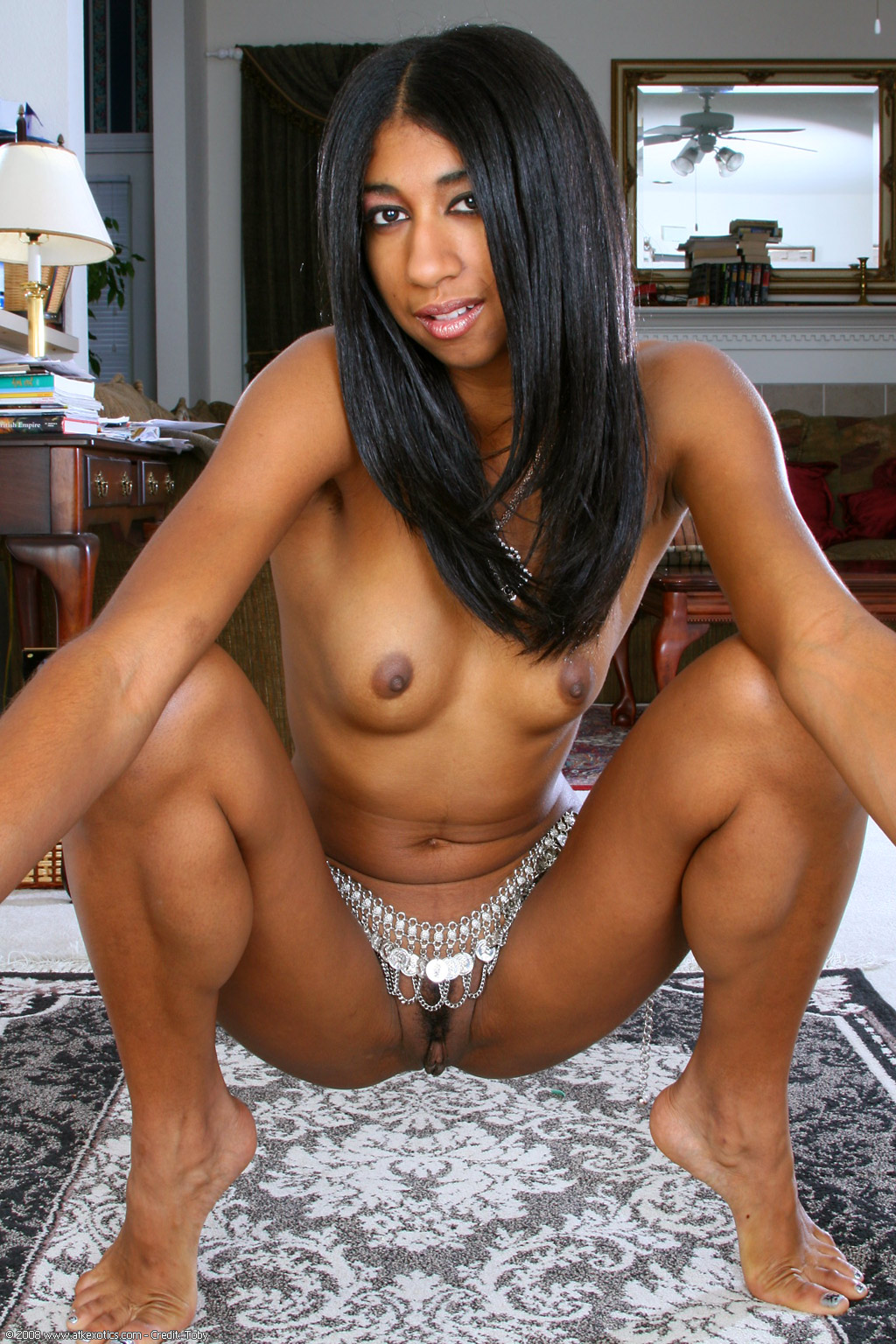 Ebony Sexy Hot Girls