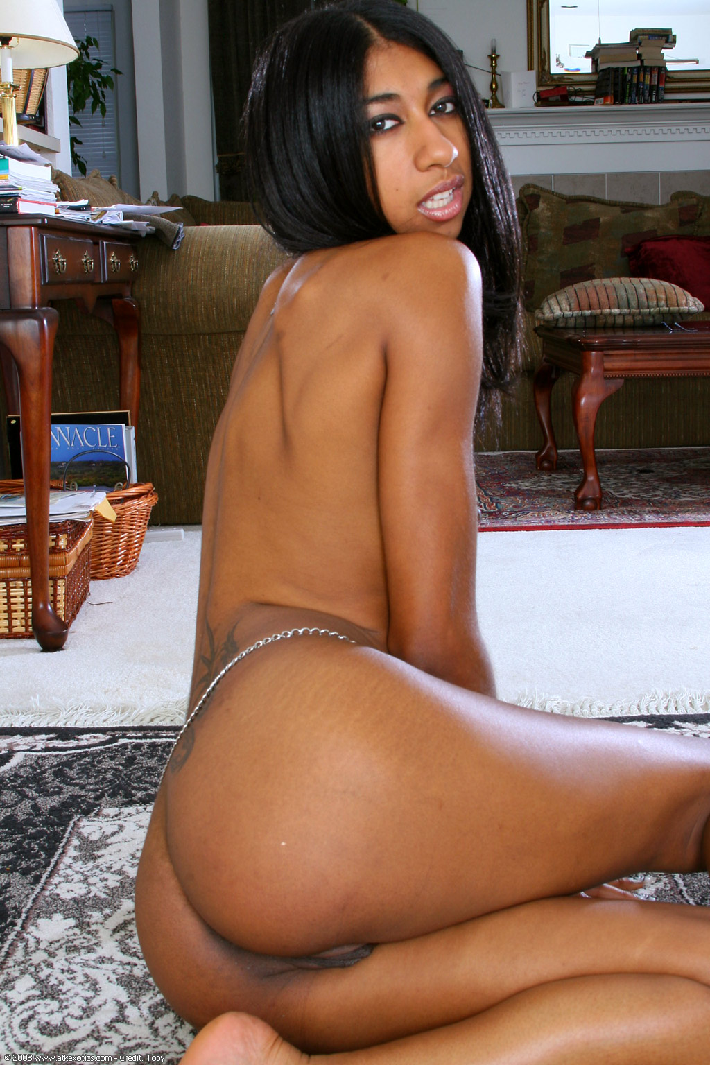 atk models Penelope ebony exotic