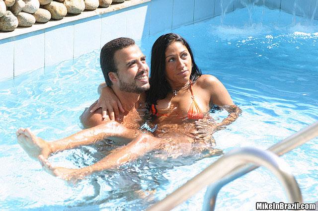 Mike in brazil potira