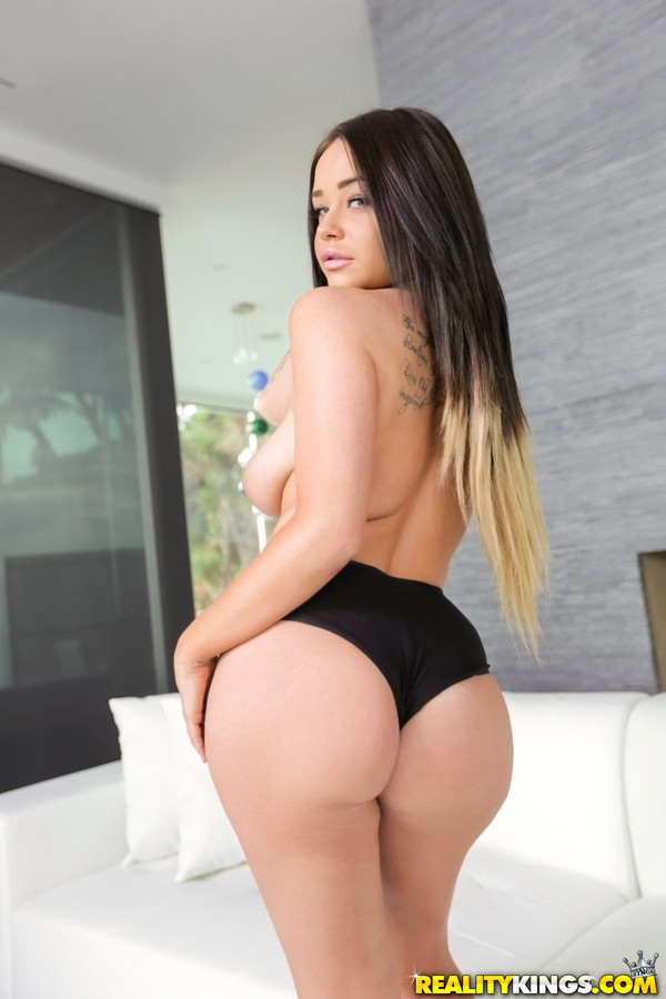 Busty Petite Latina Teen