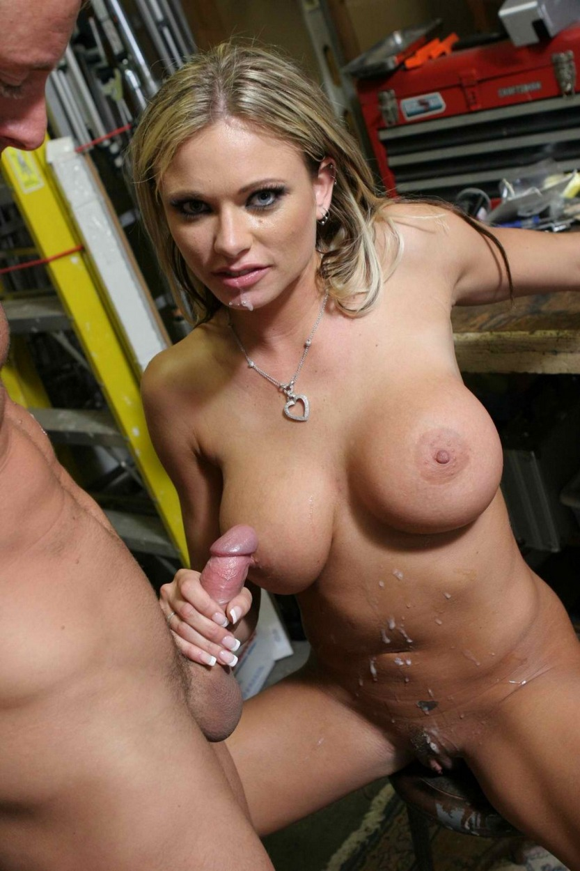 Very Hardcore briana banks cum for the