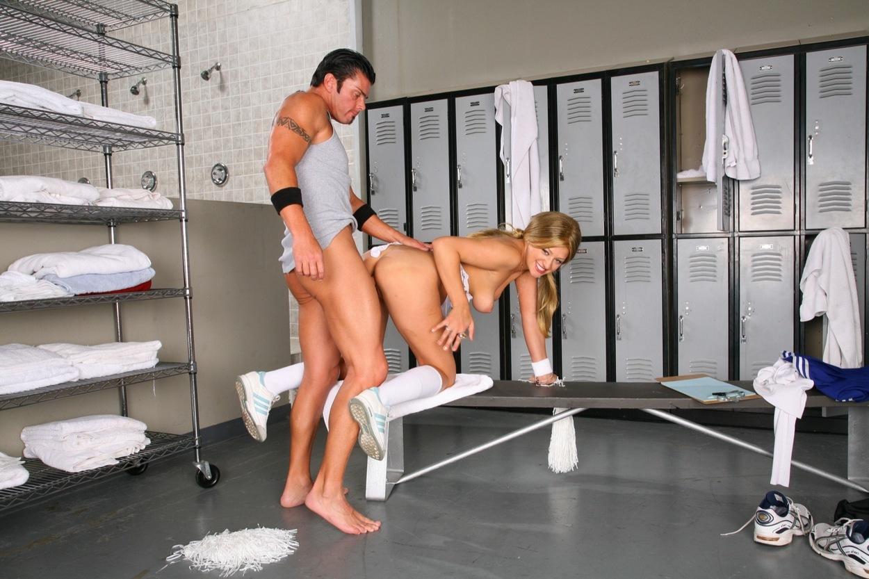 Locker Room Porn Pics, Locker Rooms Sex Images