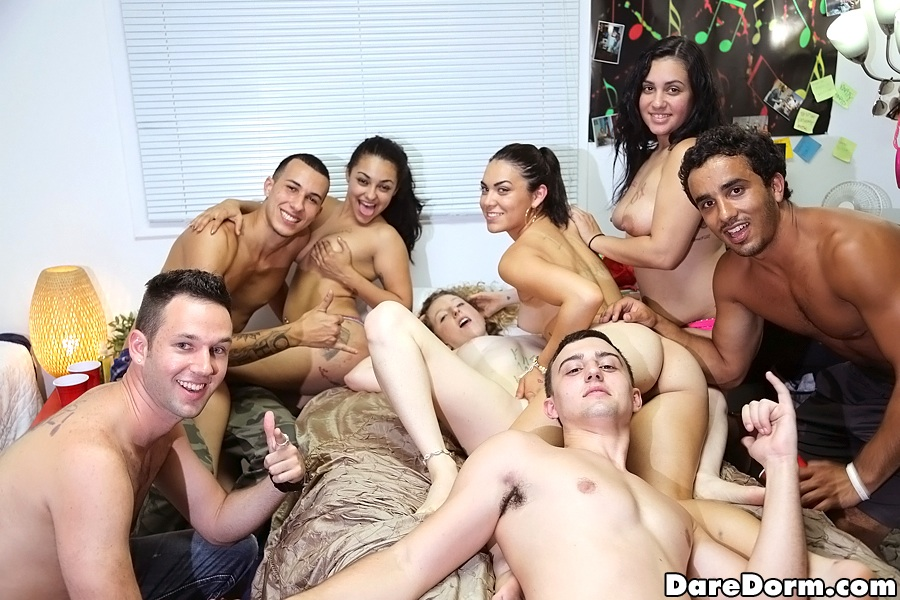 College Freshman After Party