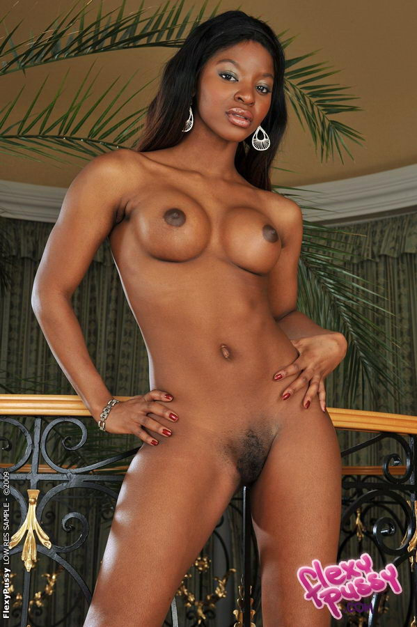 Photos of nude hairy slim black girls