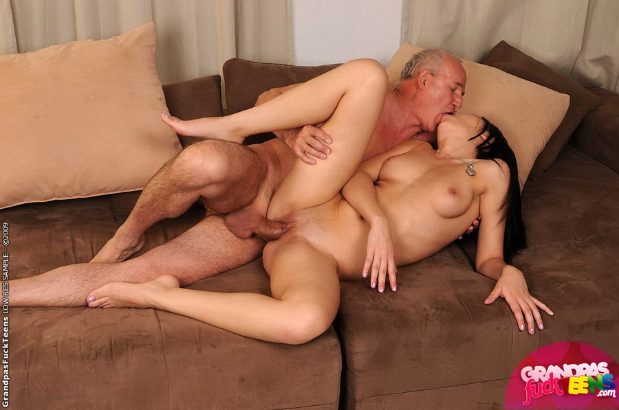 grandpa loves hot pussy