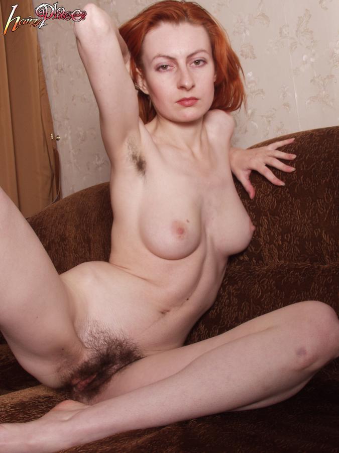 hairy pauline
