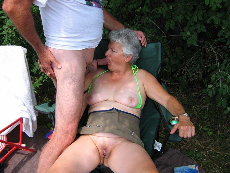 Oma fotze channel granny