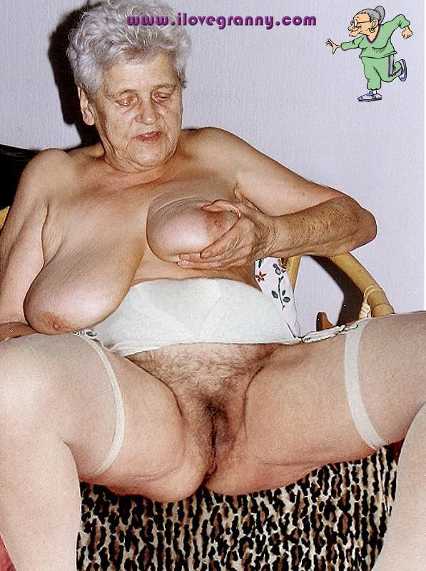 Ilovegranny horny old ladies on the picture