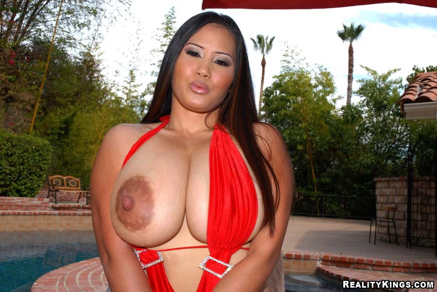 melons boobs Asian bbw