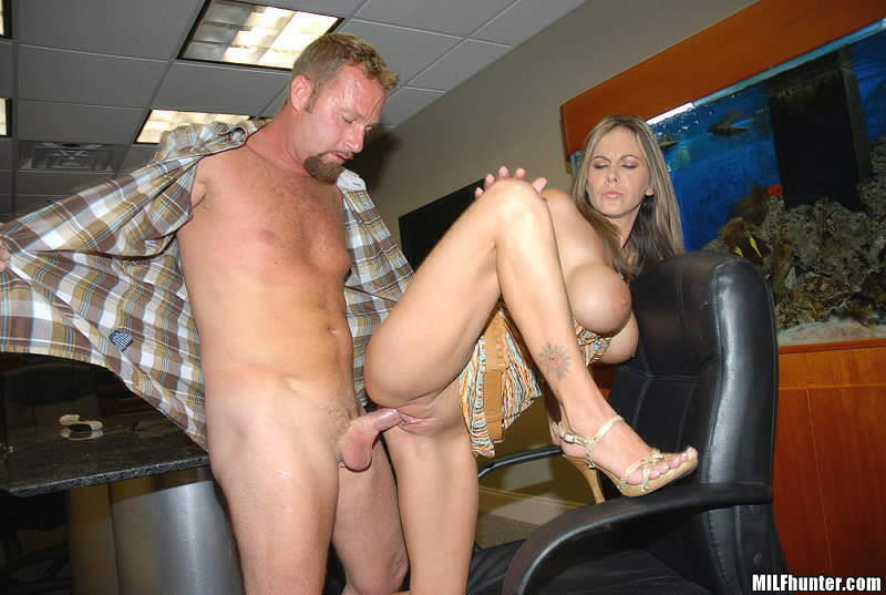 Milf hunter sharon movie