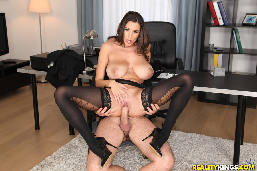 Janella Secretary Sex Maturetube Com 1
