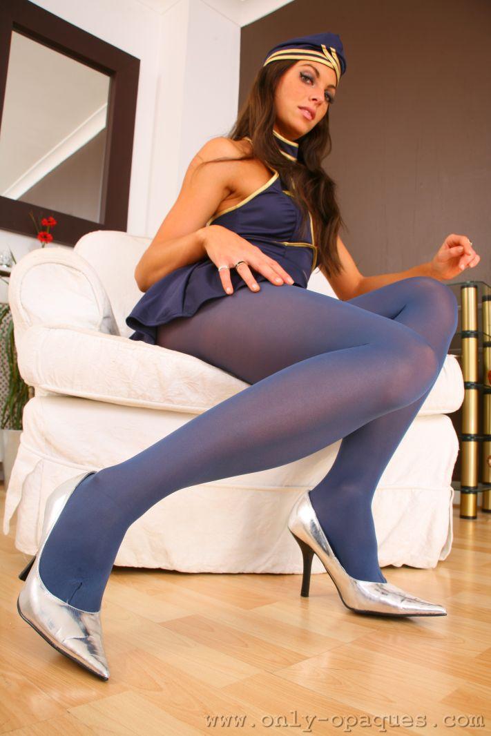 Kimberly - Sexy Air Hostess-6486