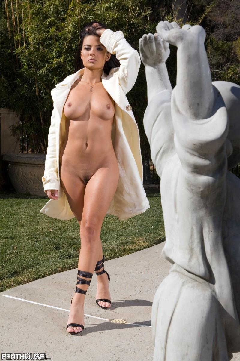 Galleries penthouse nude krista ayne