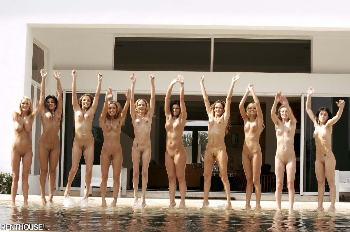 Art nudes group Met