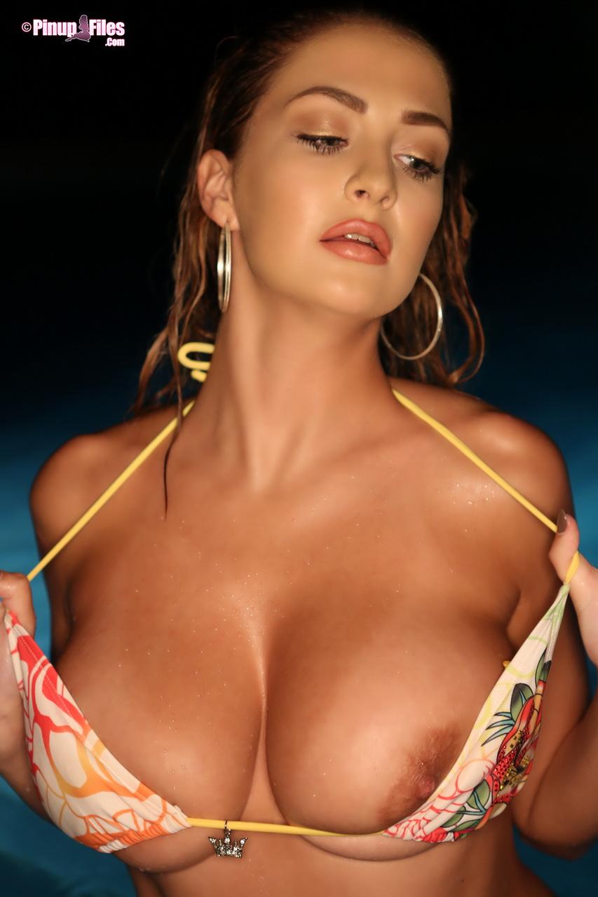 Thick big women breast tits