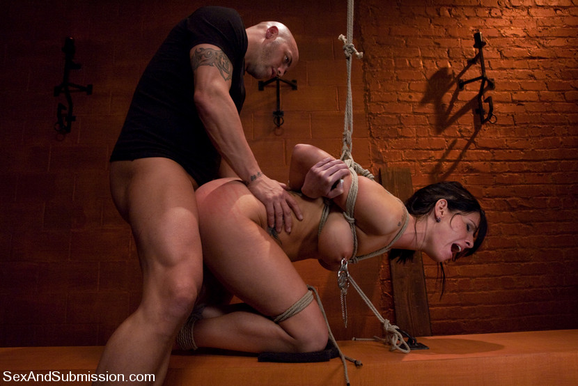 And bondage sex submission