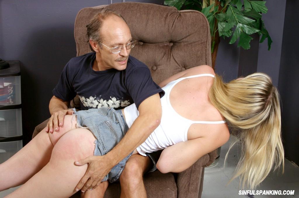 free miniskirt video spank