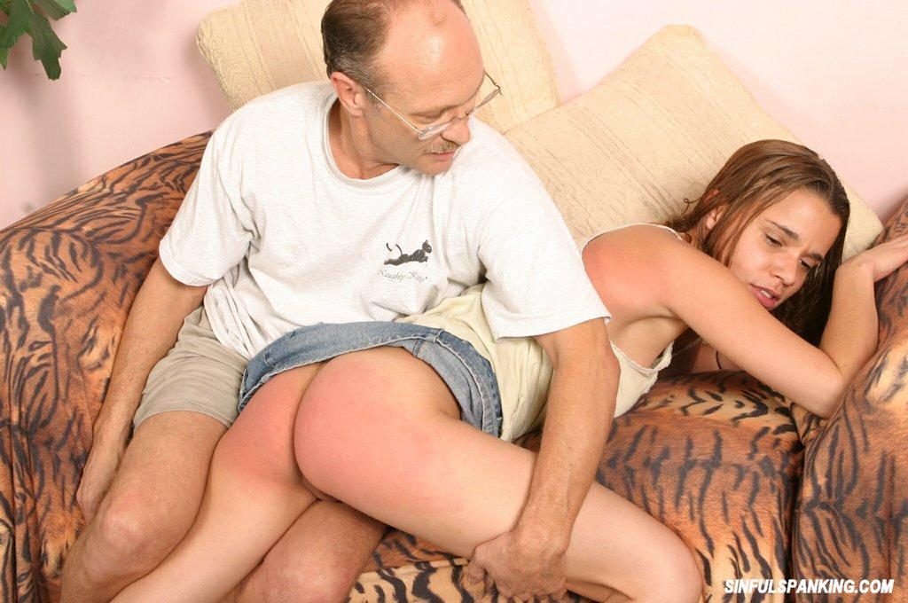 adult women spanking young men
